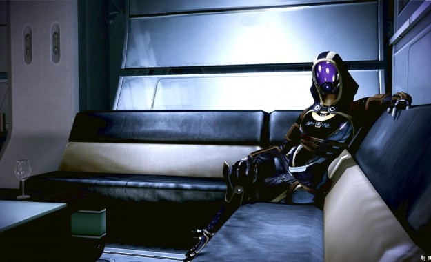 Mass Effect, Tali Zorah, Тали Зора