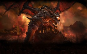 dragon, World of Warcraft, дракон